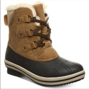 Ginnie Boots PAWZ Waterproof Faux Fur Snow Rain